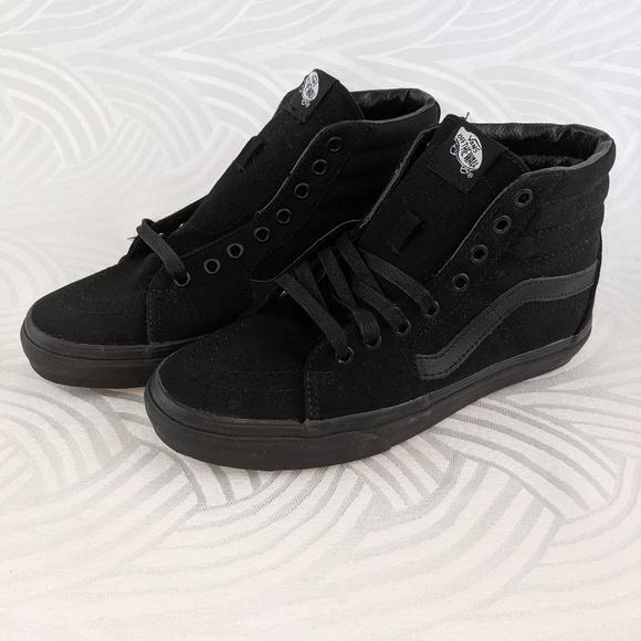 Vans Shoes   Vans Sk8hi Kitchen Black